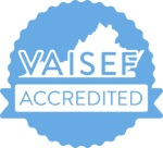 VAISEF accredited logo